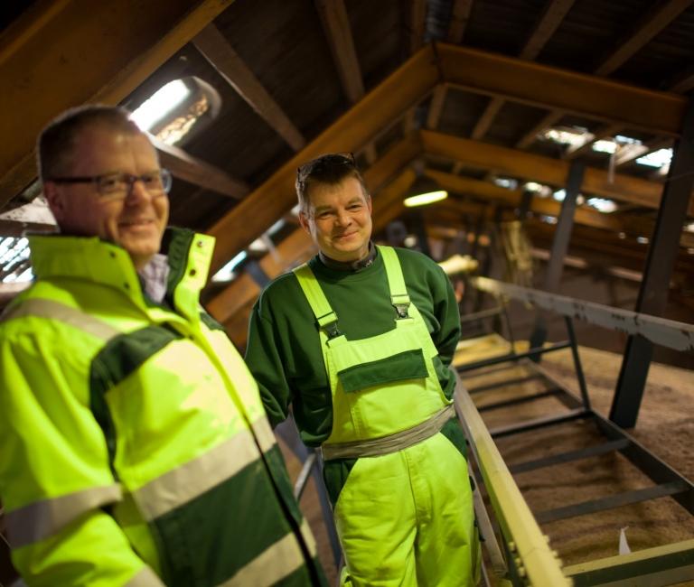 TeleSense as a safety net for malt barley