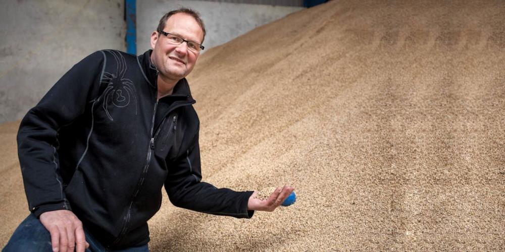 TeleSense saves barley stocks worth around 13,500 euro